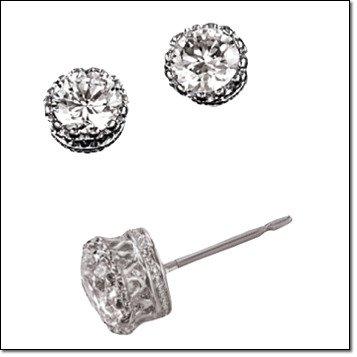 Avon Faux Earrings (Avon Dream CZ Stud Earrings)