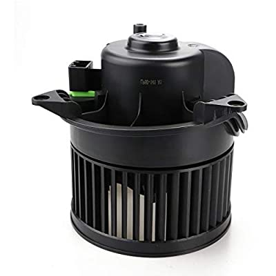 HVAC Blower Motor with Fan Cage - Replaces YS4Z 19805 AB, 700105, YS4Z-19805AB, 2T1Z-18568-A Fit For 2000-2007 Ford Focus / 2010-2013 Ford Transit Connect: Automotive
