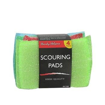 Scouring Pad Set Case Of 72