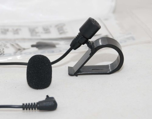 Xtenzi Microphone External Bluetooth Mic Assembly for Jensen Car DVD Nvigtion Sterio Recivers. Vm Mount Kit