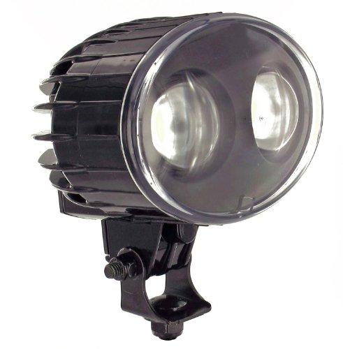 JW Speaker 770BLU Blue Safety Light, 12-48V LED, 9W by Intella Liftparts Inc. (Image #3)