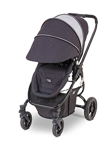 Valco Baby Snap Ultra Lightweight Reversible Stroller (Black Night) by Valco Baby (Image #2)