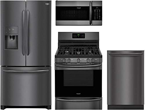 Frigidaire 4-Piece Kitchen Package with FGHD2368TD 36