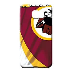 samsung galaxy s6 edge Shock-dirt Shockproof trendy mobile phone cases washington redskins nfl football
