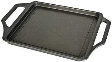 WeCook Ecostone 10700 Plancha de Asar Antiadherente, Inducción, Vitrocerámica, Fogón, 43x25cm Aluminio y Piedra Libre de BPA