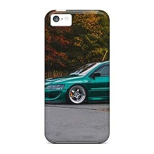 Iphone 5c Case Slim [ultra Fit] Mitsubishi Lancer Evolution X Protective Case Cover