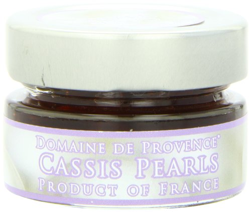 Domaine de Provence Cassis Pearls, 1.75 Ounce