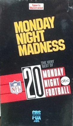 Monday Night Madness  The Very Best Of Monday Night Football  1989 20Th Anniversary