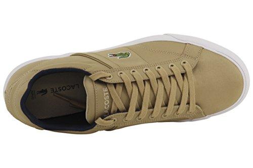 Sneakers Passanti In Nylon 316 Moda Uomo Lacoste, Naturali