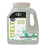 Snow Joe MELT10EB-J MELT 10 Lb Jug Premium Environmentally-Friendly Blend Ice Melter w/CMA