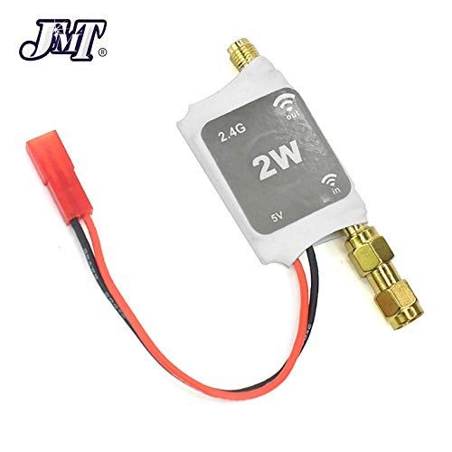 2.4G Radio Signal Amplifier Signal Booster for RC Model Quadcopter Multicopter