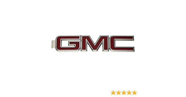 Genuine GM 15186371 Liftgate Vehicle Name Plate