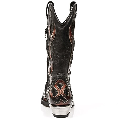 New Rock, Stivali da cowboy unisex adulto