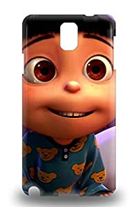 Slim Fit Tpu Protector Shock Absorbent Bumper American Despicable Me 3D PC Case For Galaxy Note 3 ( Custom Picture iPhone 6, iPhone 6 PLUS, iPhone 5, iPhone 5S, iPhone 5C, iPhone 4, iPhone 4S,Galaxy S6,Galaxy S5,Galaxy S4,Galaxy S3,Note 3,iPad Mini-Mini 2,iPad Air )