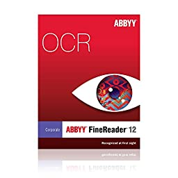 Abbyy USA FineReader 12 Corporate Edition for PC [Download]