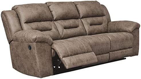 Signature Design Recliner Sofa