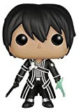 Funko POP Anime: Sword Art Online Kirito Action Figure
