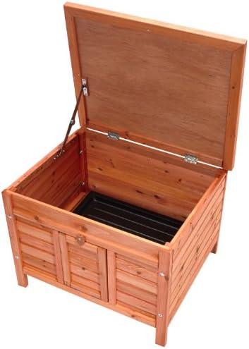 Trixie 62392 Caseta Natura Conejos, 60 x 47 x 50 cm: Amazon.es ...