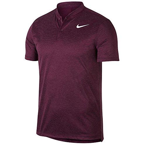 Nike Modern Ultra 2 Golf Polo 2017 Bordeaux/White XX-Large ()