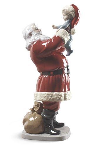 01009254 MERRY CHRISTMAS SANTA! Lladro
