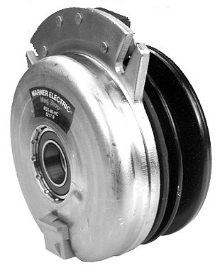 (Replacement Electric PTO Clutch for John Deere # Am119683 Snapper # 53740 Woods 3643100 Warner # 5217-9)