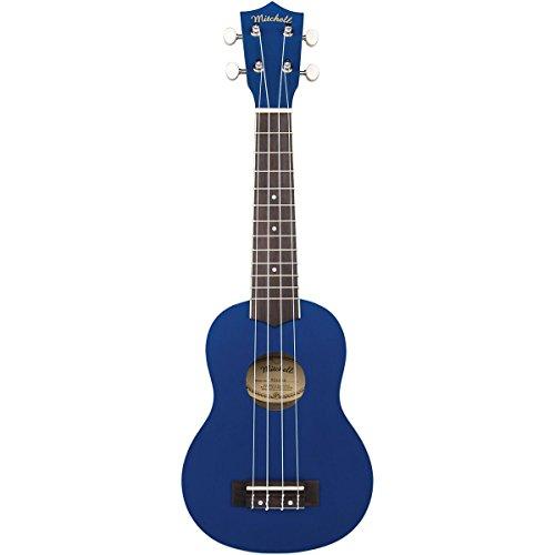 Mitchell MU40 Soprano Ukulele Deep Blue (Vintage Ukulele compare prices)