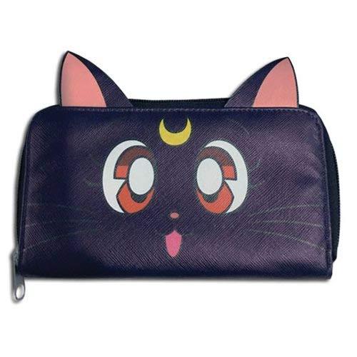 Sailor Moon Luna Wallet Standard: Amazon.es: Ropa y accesorios