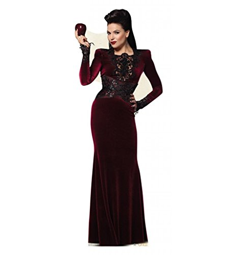 Evil Queen - ABC's Once Upon a Time - Advanced Graphics Life Size Cardboard Standup (The Evil Queen Costume)
