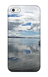New Style Tpu 5/5s Protective Case Cover Iphone Case Titicaca Lake