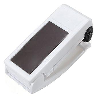 Mini Portable Handy Plastic Bag Sealer Sealing Machine // Mini práctica bolsa de plástico de la máquina de sellado sellador portátil