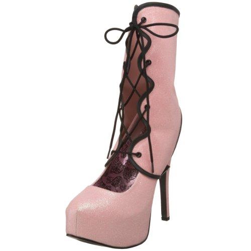 EU GLTR UK 38 TEEZE 31G 5 Pink Mini B Bordello PqRAZ