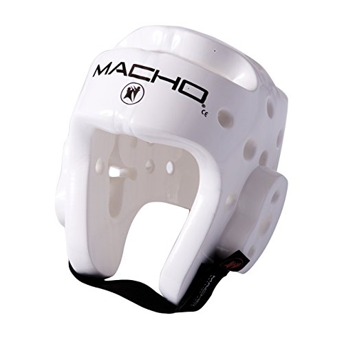- Macho Dyna Head (White, Medium)