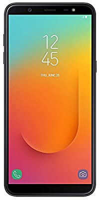 Samsung Galaxy J8 (SM-J810Y/DS) 3GB / 32GB 6.0-inches LTE Dual SIM Factory Unlocked - International Stock No Warranty (Black)