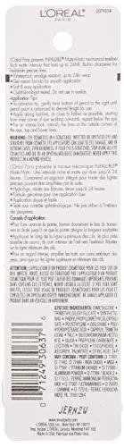 L'Oréal Paris Infallible Matte-Matic Mechanical Eyeliner, Ultra Black, 0.01 oz.