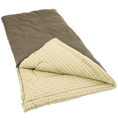 coleman 2 person sleeping bag - 7