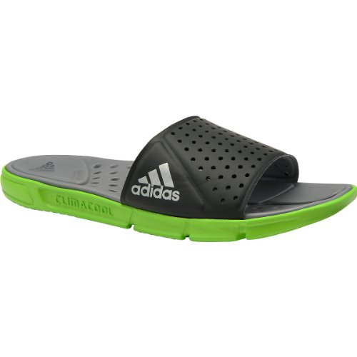 adidas Men's CC Revo Slides - Size: 13, Shade/green
