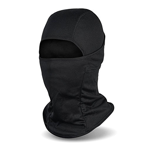 Balaclava Windproof Ski Mask Cold Weather Face Mask Motorcycle Neck Warmer or Tactical Hood