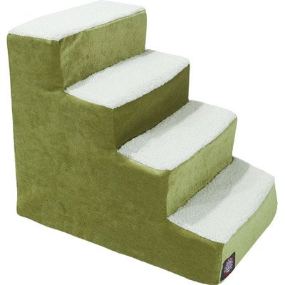 4 Step Portable Pet Stairs By Majestic Pet Products Villa Ap