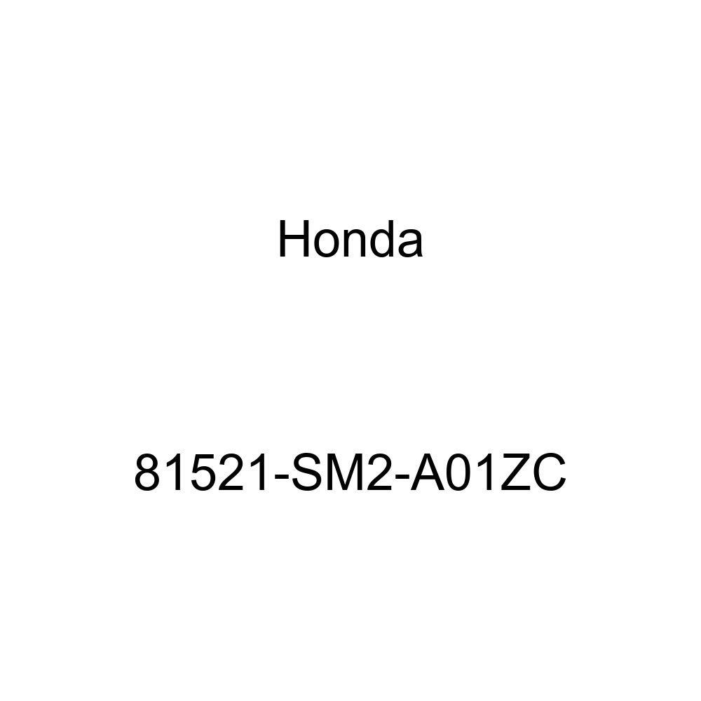 Honda Genuine 81521-SM2-A01ZC Seat Back Trim Cover Front Left