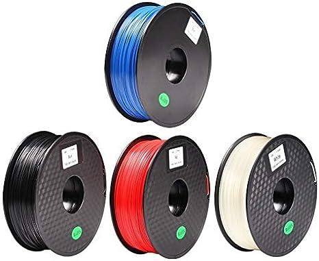 Hong Yi 1kg ABS 1.75mm impresora 3D de filamentos Extrusora ...
