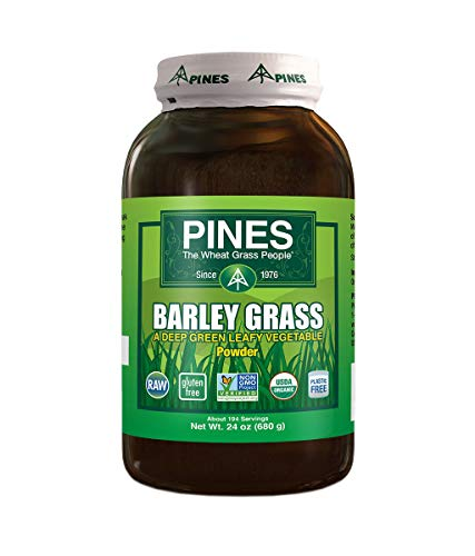 (Pines Barley Grass Powder, 24 oz.)