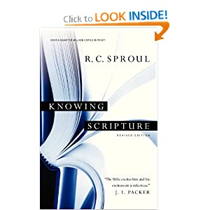 Knowing Scripture R. C. Sproul