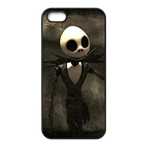 iPhone 4 4s Cell Phone Case Black Nightmare Before Christmas LPS Phone Case DIY Design