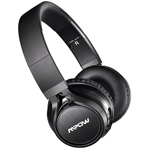 Mpow Thor Bluetooth Headphones Wireless Over Ear Foldable Headset with Mic and...