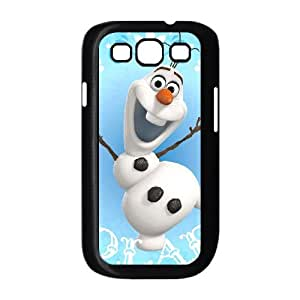 Samsung Galaxy S3 9300 Cell Phone Case Black Olaf BFF Phone Case Of The Month