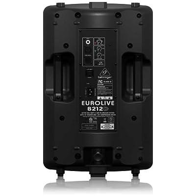 Behringer Eurolive B212D Active 550-Watt 2-Way PA Speaker System from Behringer