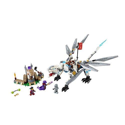 LEGO Ninjago Titanium Dragon - 70748.
