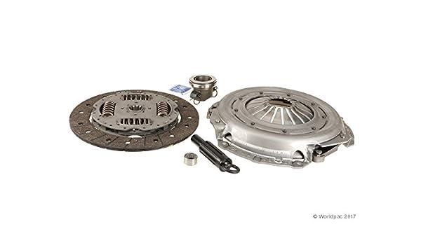 Sachs w0133 2263040 - Plato de presión de embrague: Amazon.es: Coche y moto