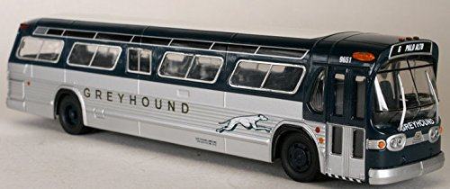 Corgi Fishbowl Greyhound Lines GM5303 model bus 1/50 Scale new in box