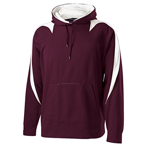 Chaos Unisex Hooded Pullover (2X-Large) from Holloway - Hooded Holloway Pullover